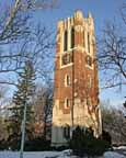 Michigan State Beaumont Tower