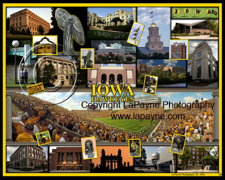Iowa Campus Composite