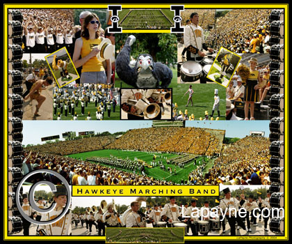 Iowa Band Composite