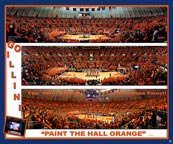 Paint The Hall Orange Composite
