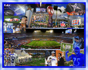 Super Bowl 41 -XLI- 2007 - Composite