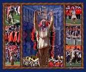 Chief Last Dance Football Composite