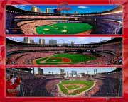 Busch Stadium Triple Composite