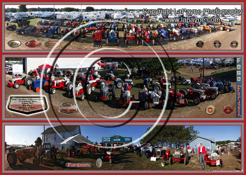 2012 Ford/Fordson Collectors Association Composite