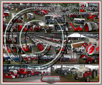 2014 Ford/Fordson Collectors Association Composite