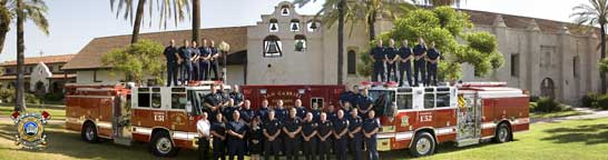San Gabriel Fire Department