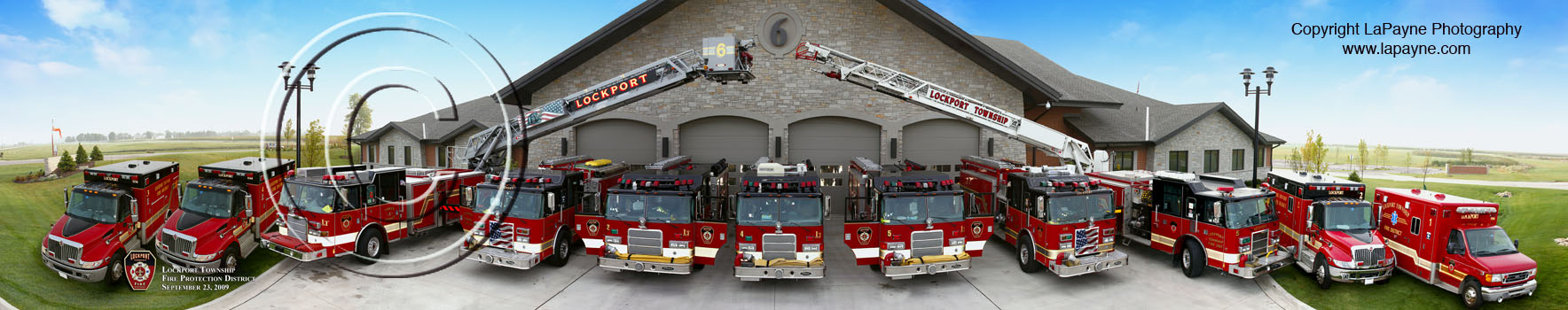 Lockport Township Fire Protection District (Apparatus Only)