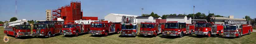 Illinois Fire Service Institute 2010 Fleet