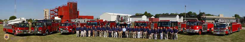 Illinois Fire Service Institute 2010 Staff