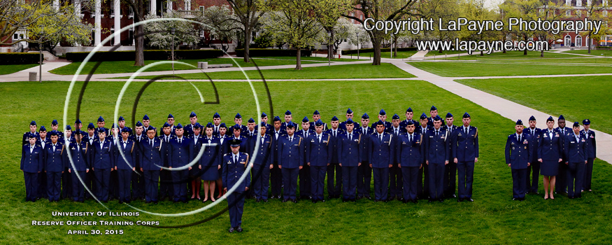 Illinois ROTC 2015 | Air Force