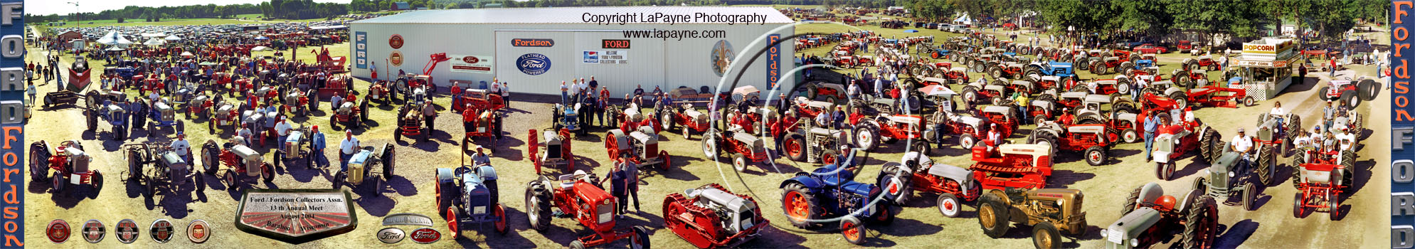 Ford/Fordson Tractor Show 2004