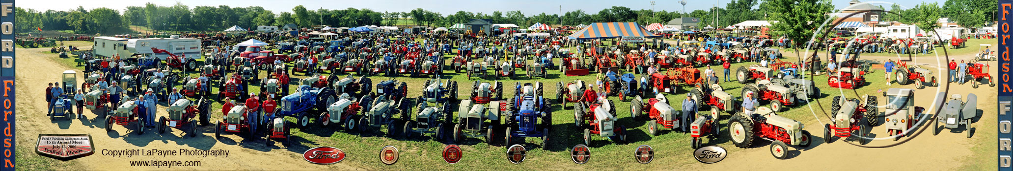 Ford/Fordson Tractor Show 2006 A