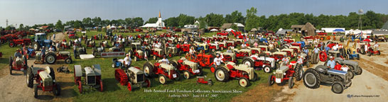 2007 Ford/Fordson Collectors