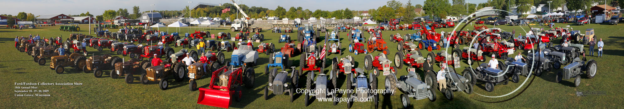 2009 Ford/Fordson Collectors
