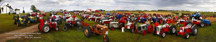 2011 Ford/Fordson Collectors