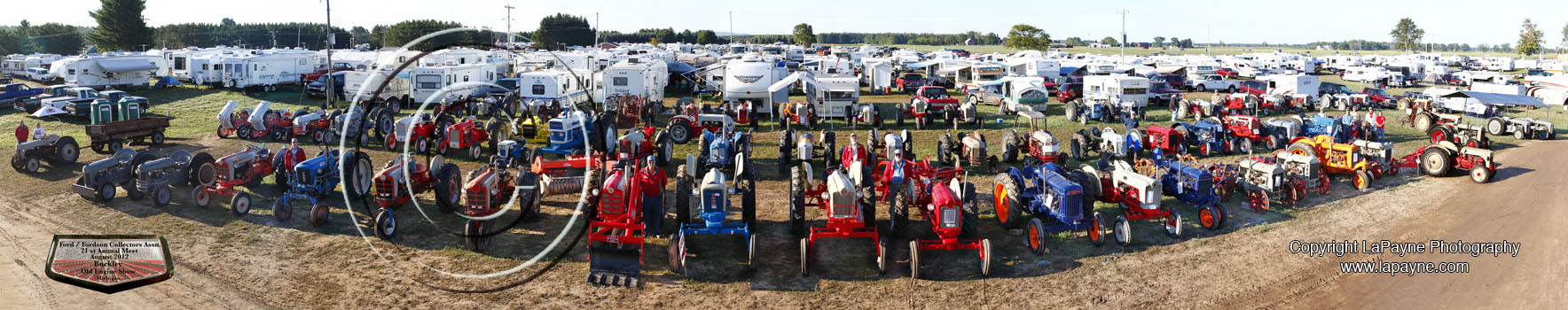 2012 Ford/Fordson Collectors Group #1