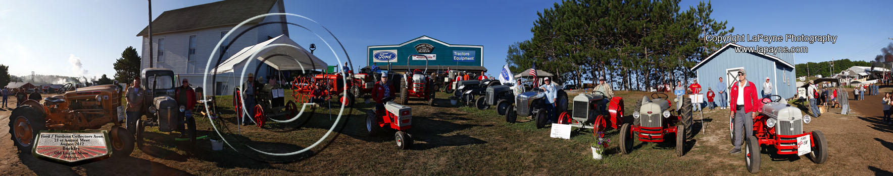 2012 Ford/Fordson Collectors Group #3