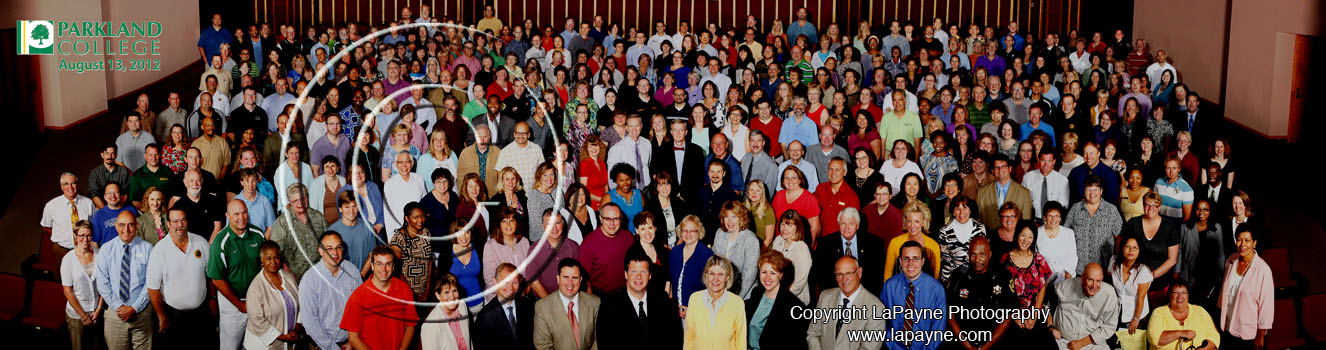 Parkland College Faculty & Staff 2012
