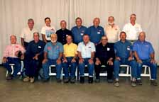 Ford/Fordson Collectors Association Directors - 2012