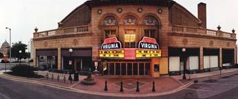 The Virginia Theatre Champaign IL