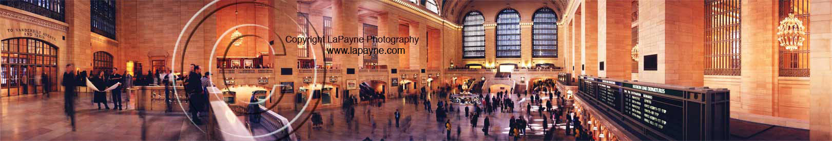 """The Grand Concourse"" at Grand Central Station 2"