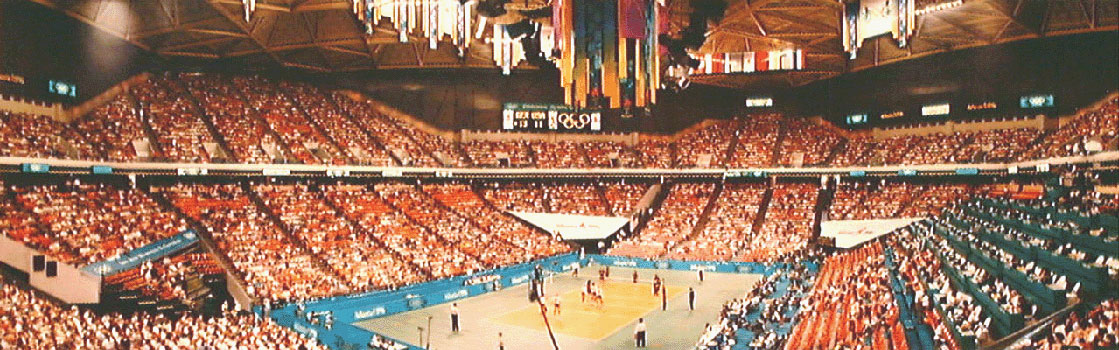 Olympic Volleyball 1996