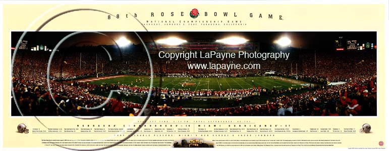 National Championship Rose Bowl Game