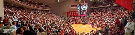 Assembly Hall Panorama  2005