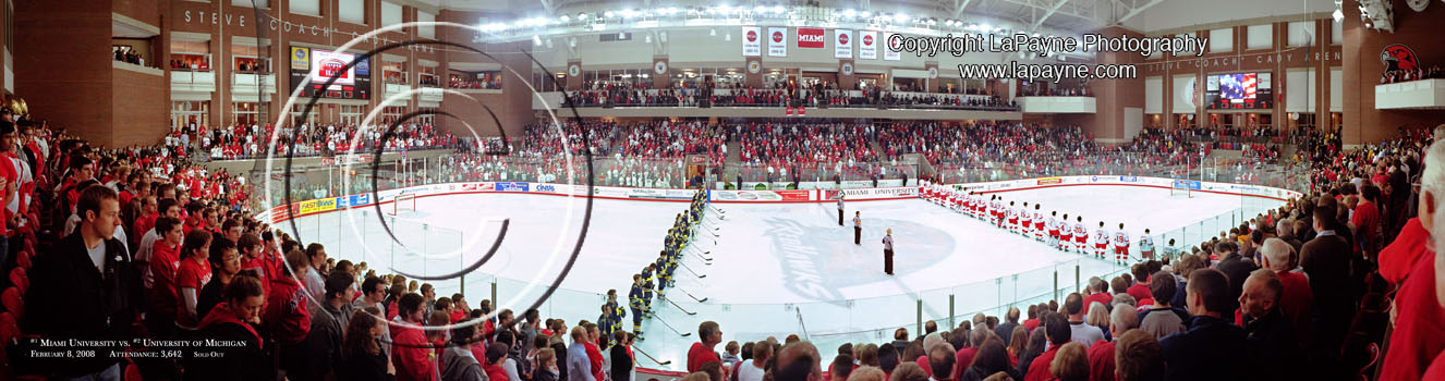 Miami of Ohio RedHawks Ice Hockey - Anthem