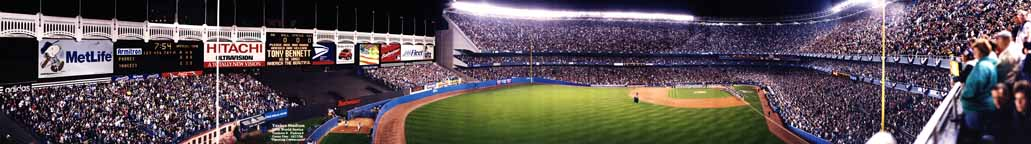 Yankee Stadium World Series Game #1