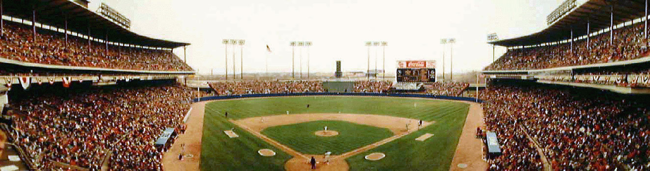 Milwaukee County Stadium - Panorama Images | LaPayne ...