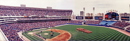 New Comiskey Park Panorama