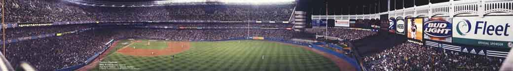 2003 World Series @ Yankee Stadium Game 1