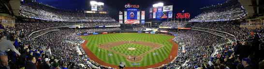 Citi Field Opening 2009 | Above Home