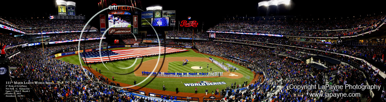 2015 World Series - Game 3 | National Anthem