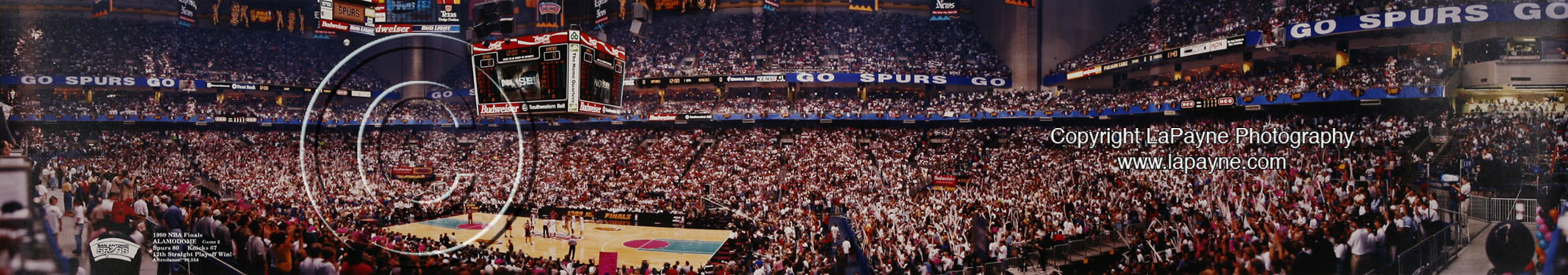 NBA Finals 1999 Game 2