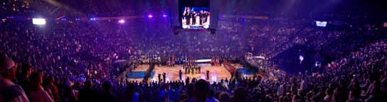 2007 All-Star Game Panorama | Anthem