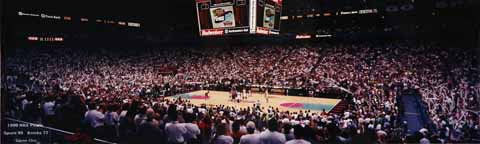 NBA Finals 1999 Game 1 - Corner Tip