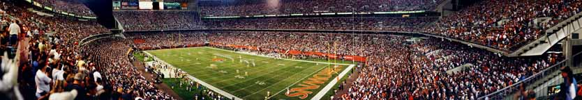Cleveland Browns 1990 - Kick Off