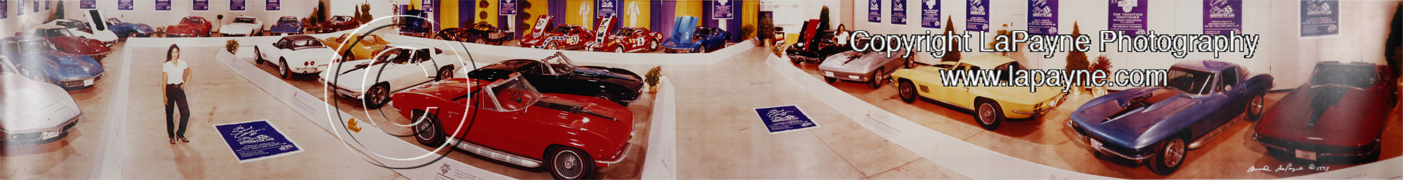 Corvette Special Collection XIV 1998 Panorama